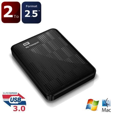 disque dur externe 2.5 2to