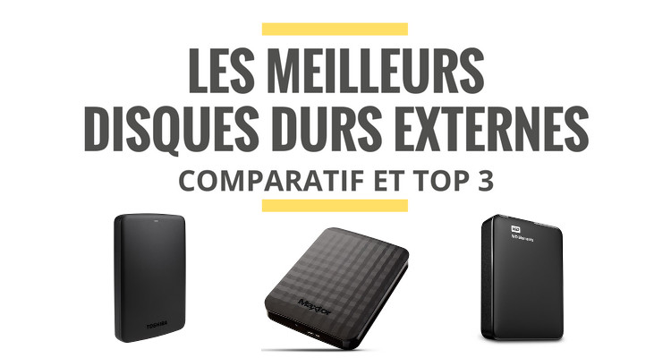 disque dur externe meilleur rapport qualité