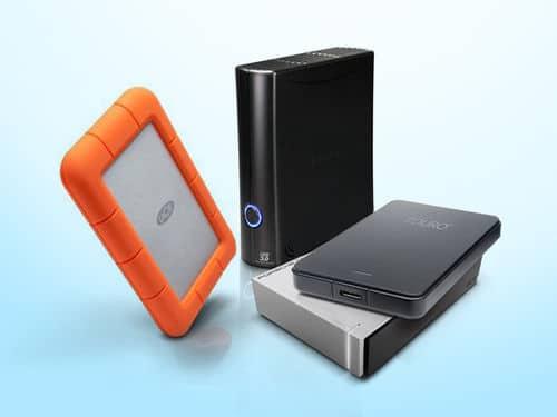 disque dur externe meilleur