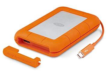 disque dur externe thunderbolt