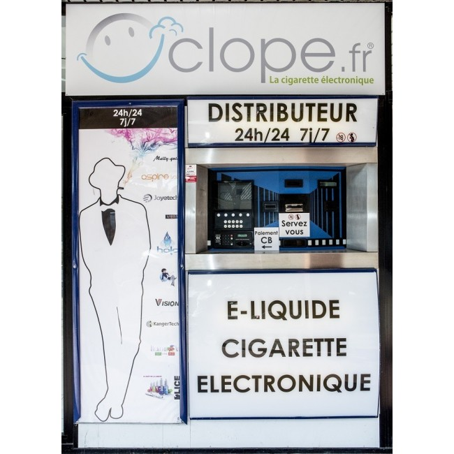 distributeur automatique cigarette electronique