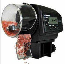 distributeur automatique de nourriture pour aquarium