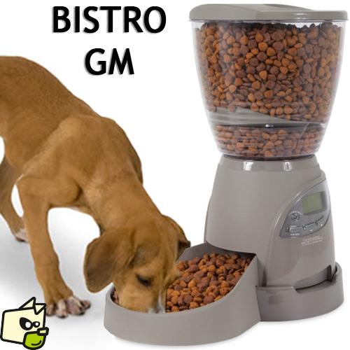 distributeur de croquettes automatique pour chien