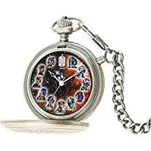 doctor who montre a gousset