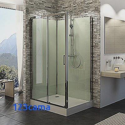douche intégrale sans silicone