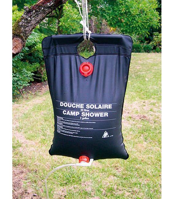 douche solaire portable