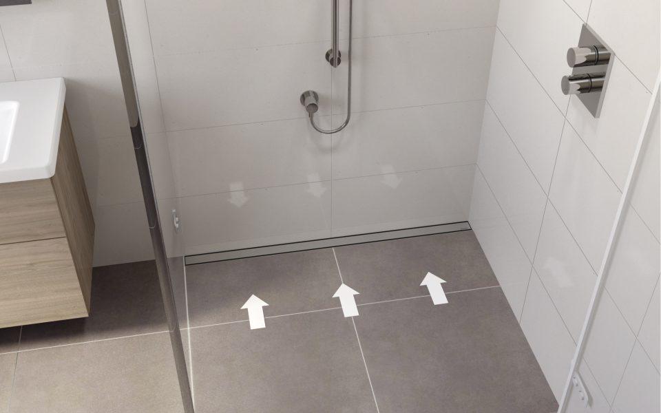 drain douche