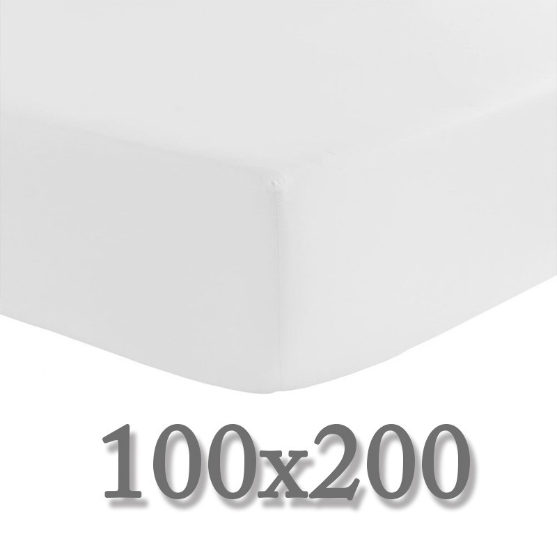 draps housse 100x200