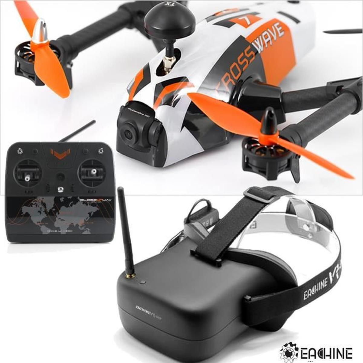 drone casque