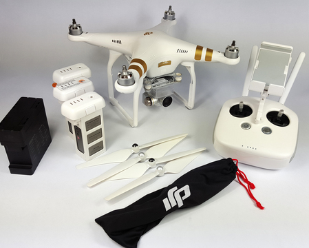 drone dji phantom 3 occasion