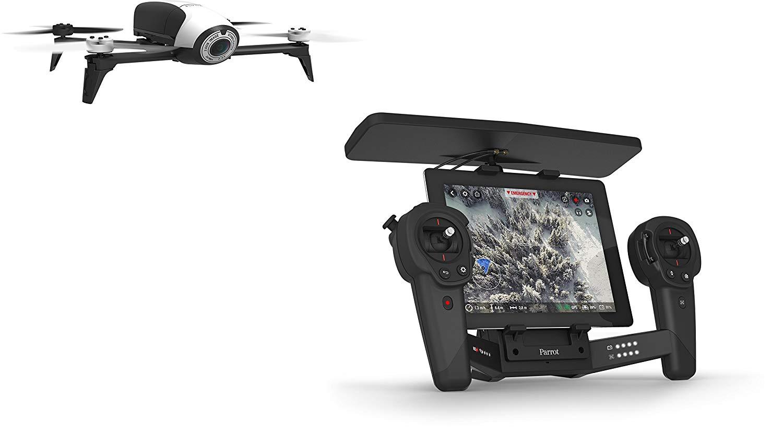 drone parrot bebop 2 skycontroller
