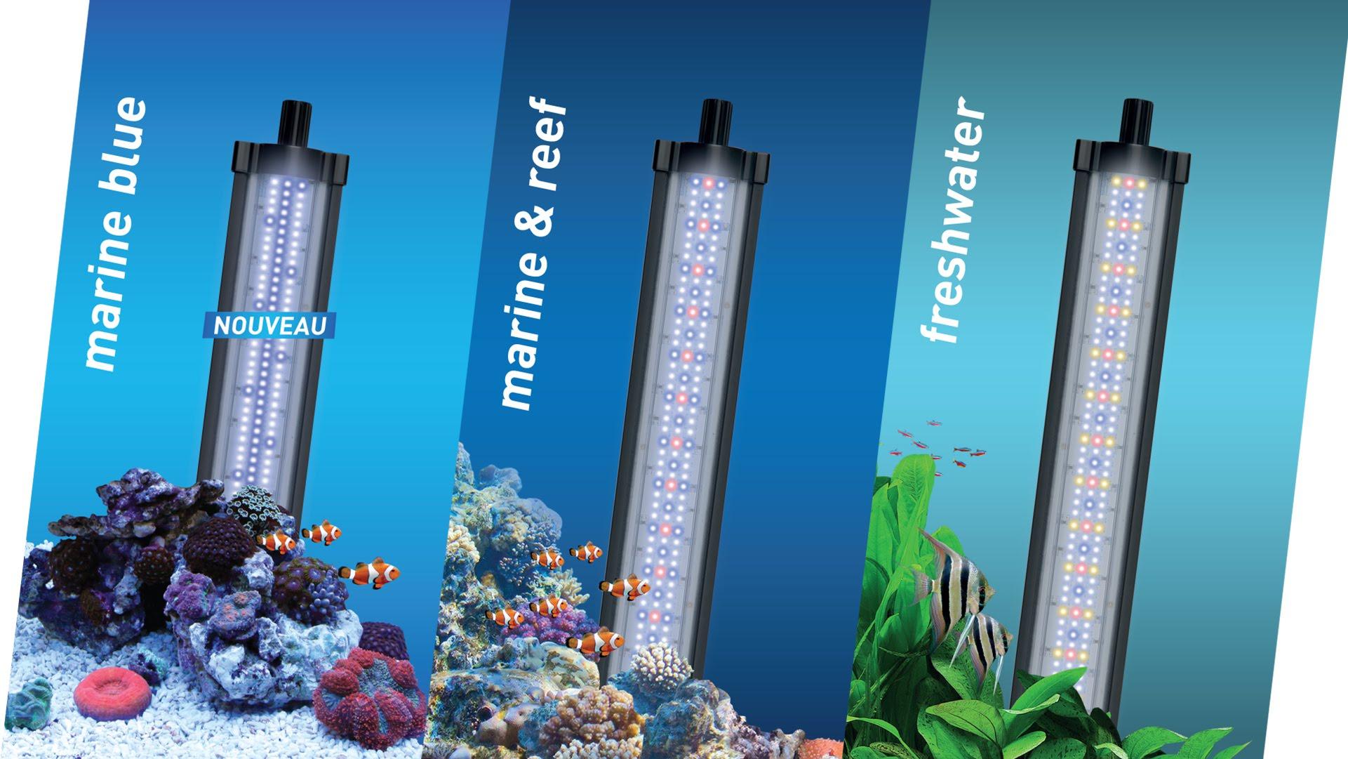 easy led aquarium