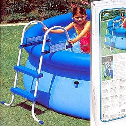 echelle piscine tubulaire