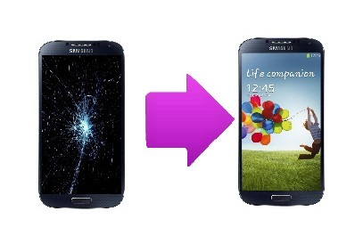 ecran samsung galaxy s4 mini