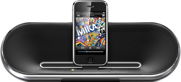 enceinte iphone 4 philips