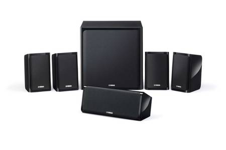enceinte yamaha home cinema