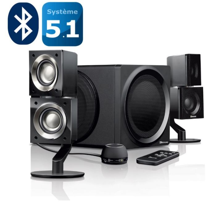 enceintes bluetooth 5.1