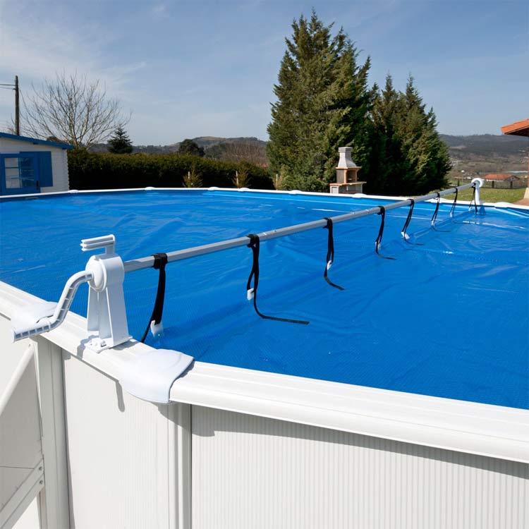 enrouleur pour piscine hors sol
