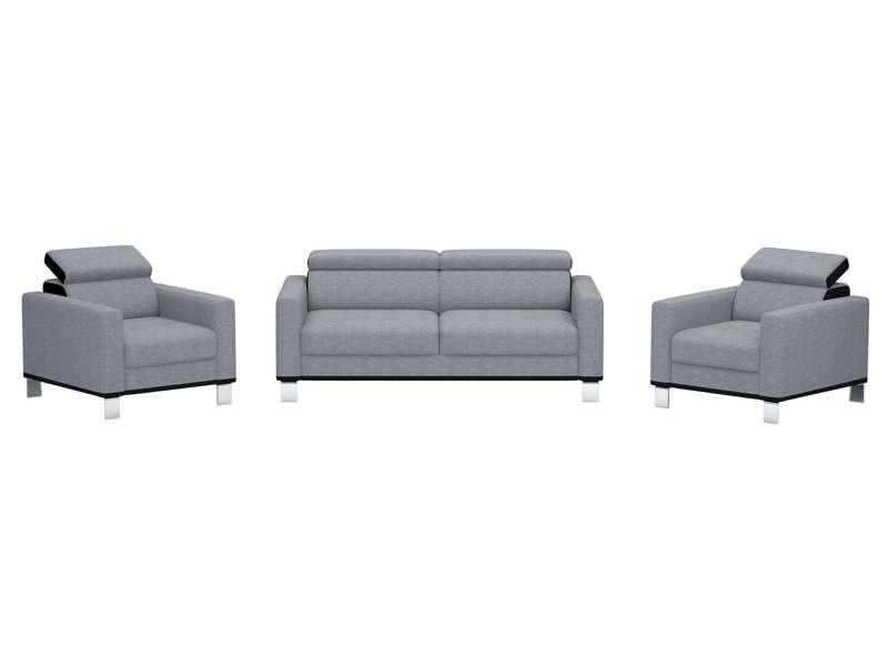 ensemble canapé fauteuil