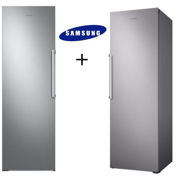 ensemble frigo congelateur