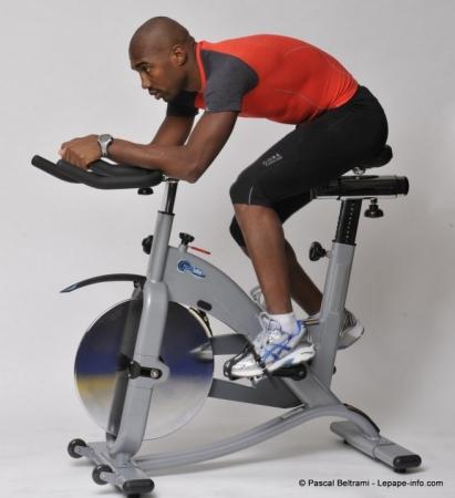 entrainement vélo d appartement
