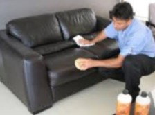 entretien canapé en cuir