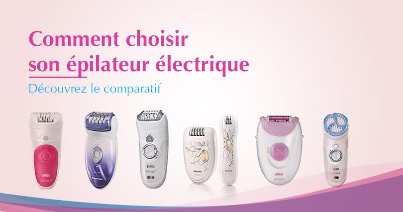 epilateur electrique femme avis