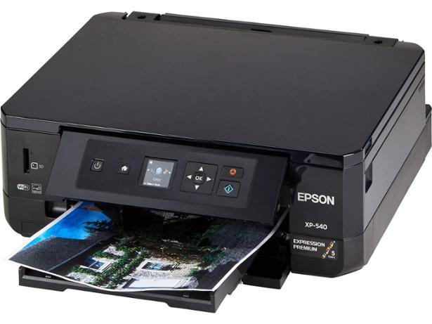 epson xp 540 test