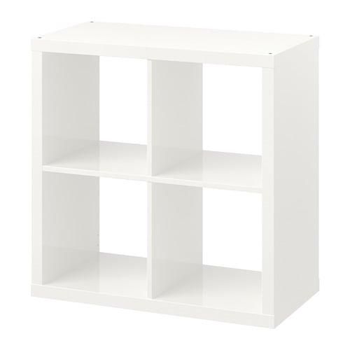 etagere expedit blanc