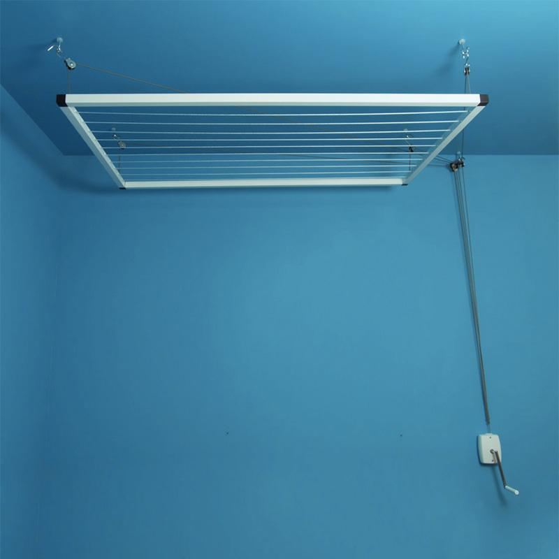 etendoir suspendu plafond