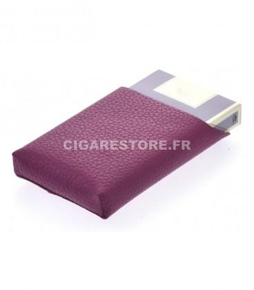etui paquet cigarette slim