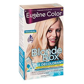 eugene color decoloration