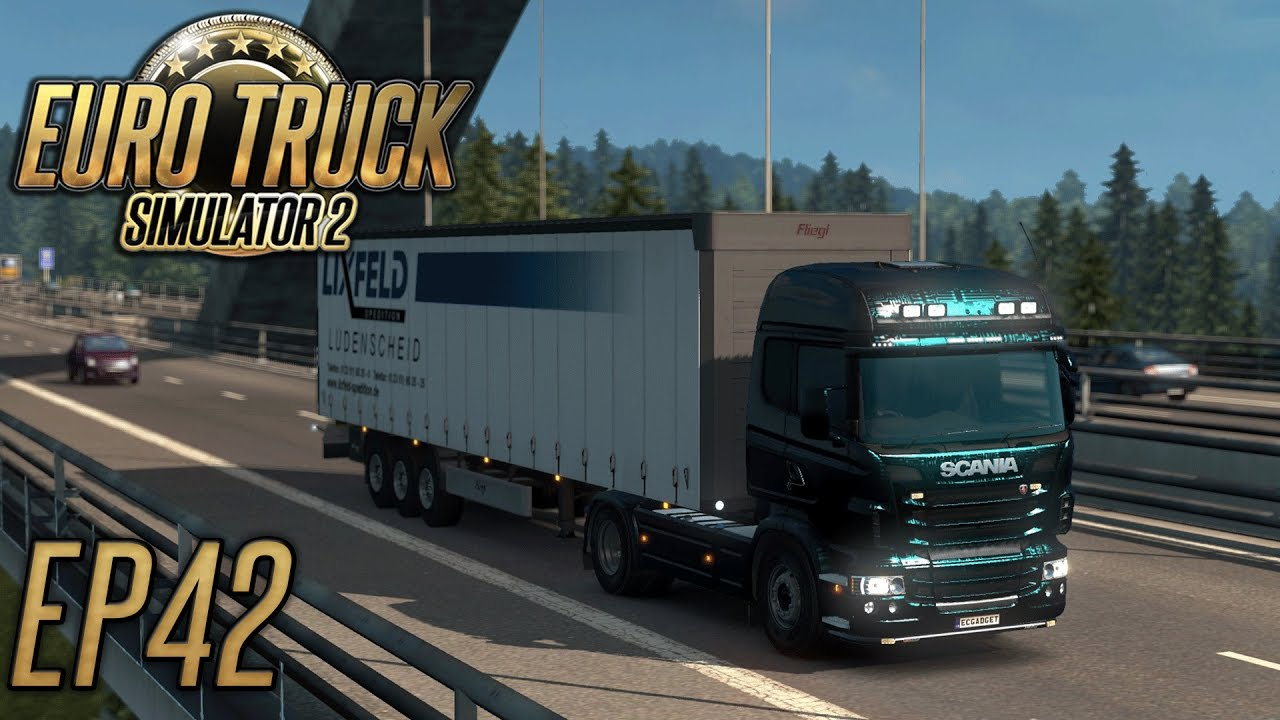 euro truck simulator ps4