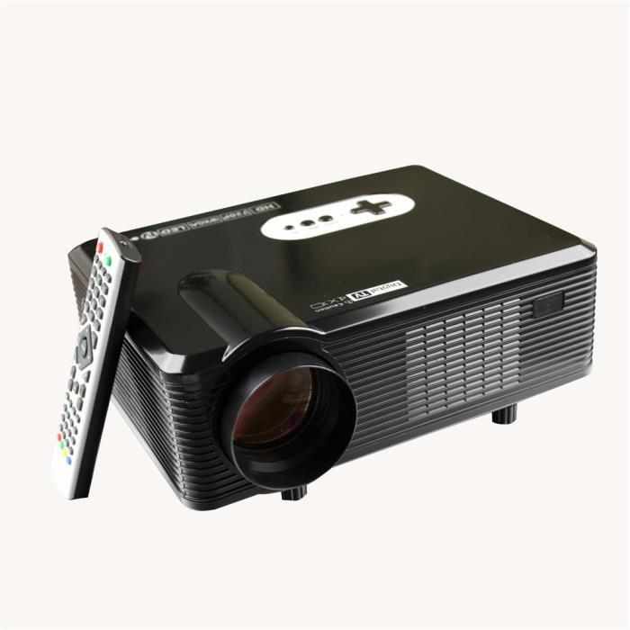 excelvan vidéo projecteur led hd