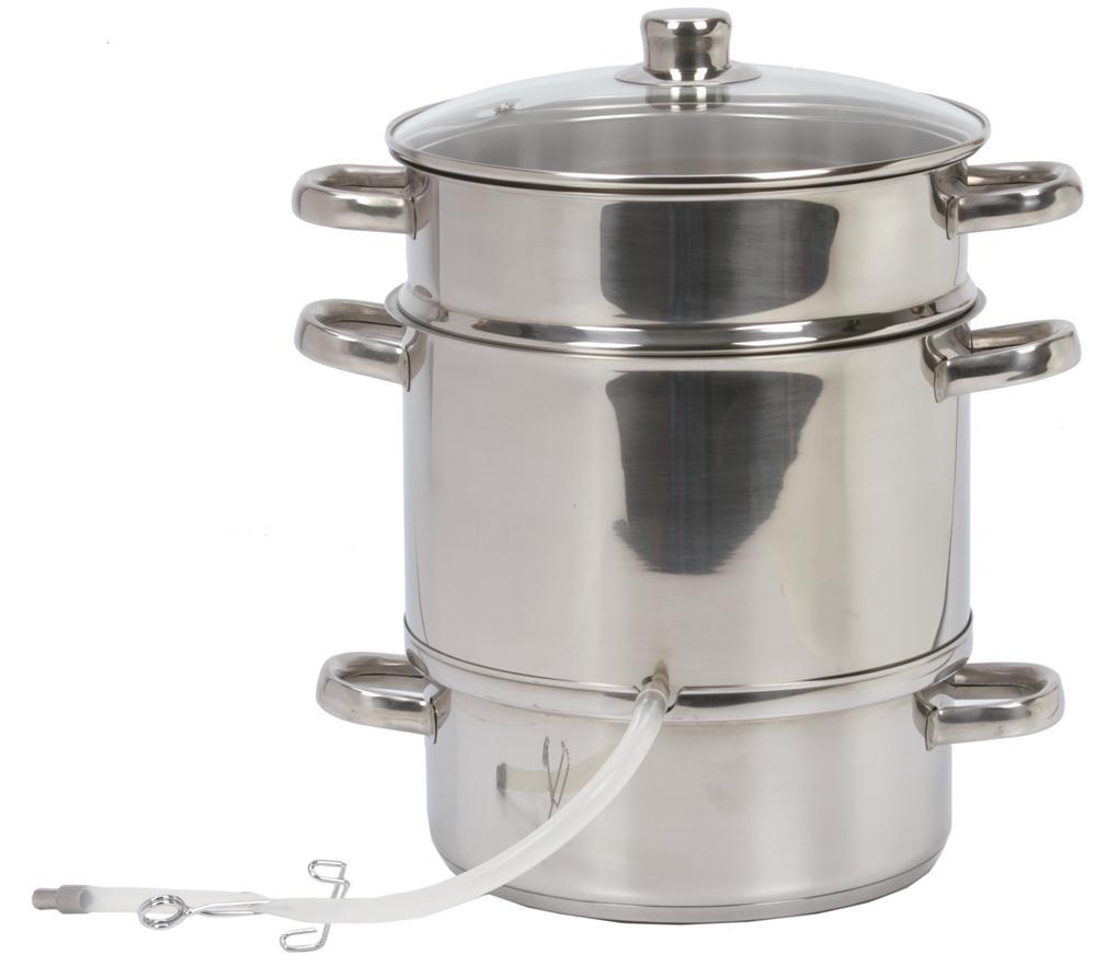 extracteur de jus à vapeur