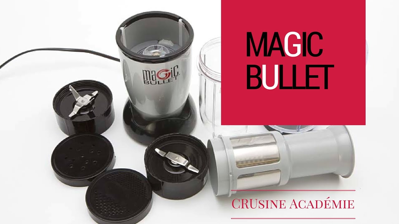 extracteur de jus magic bullet