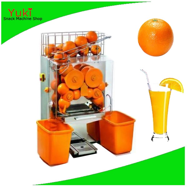 extracteur de jus orange