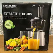 extracteur de jus silvercrest