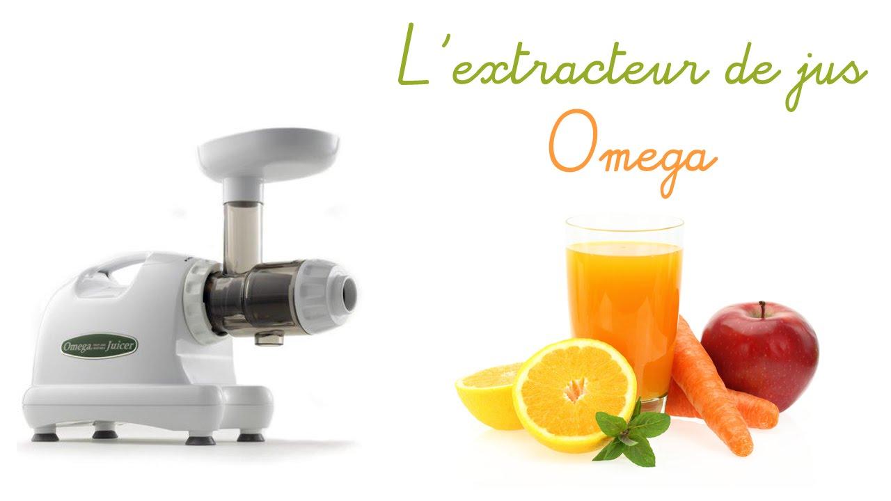 extracteur omega 8224
