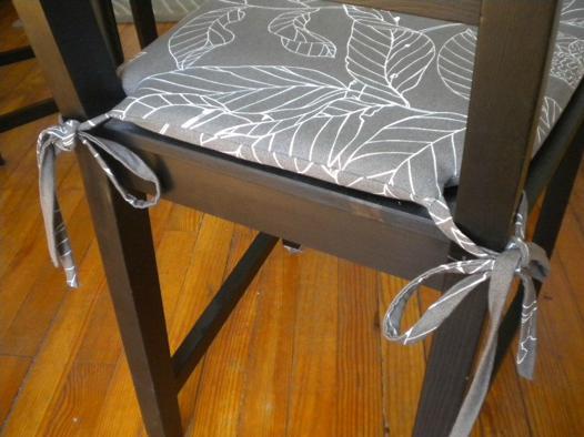 faire des galettes de chaises