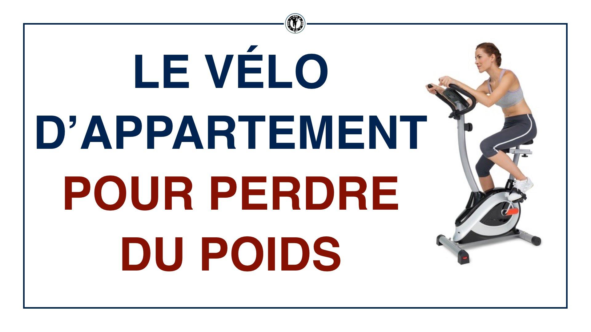 faire du vélo d appartement pour maigrir