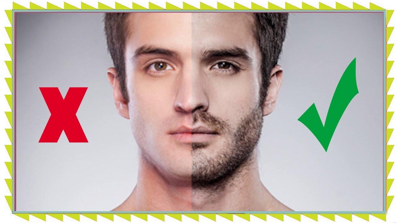 faire pousser barbe