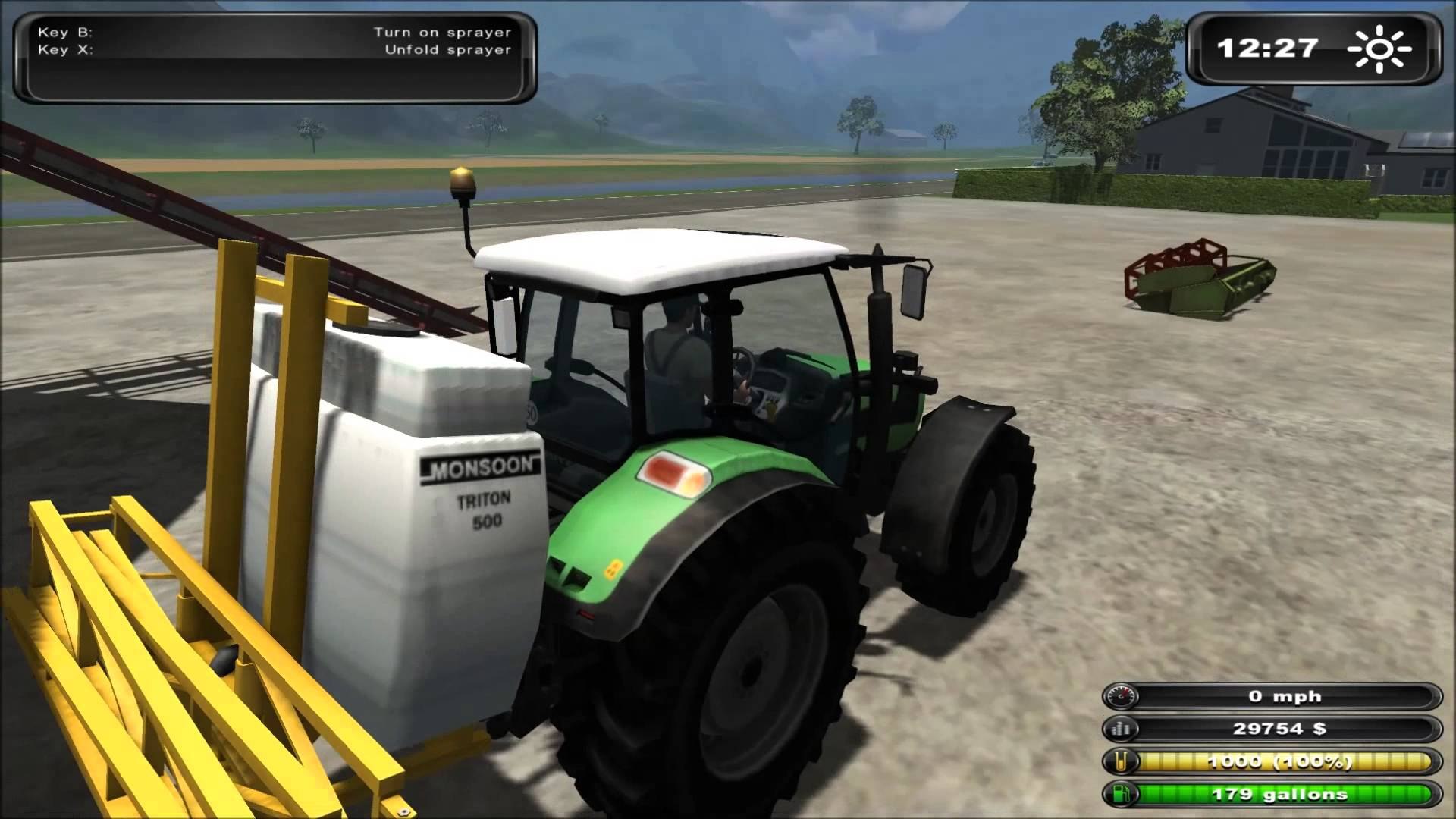 farming simulator ps2