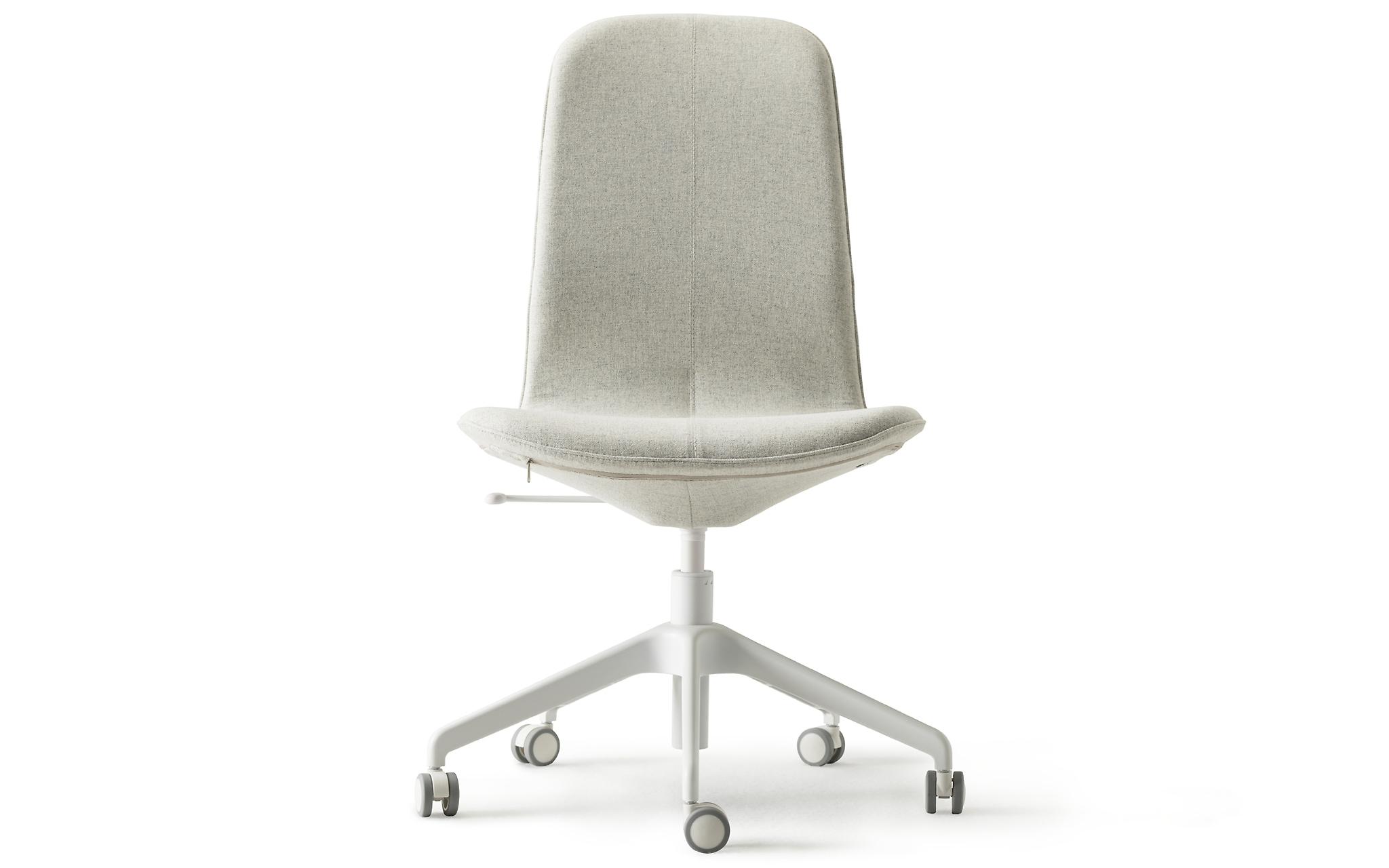 fauteuil à roulettes ikea