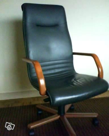 fauteuil de bureau occasion