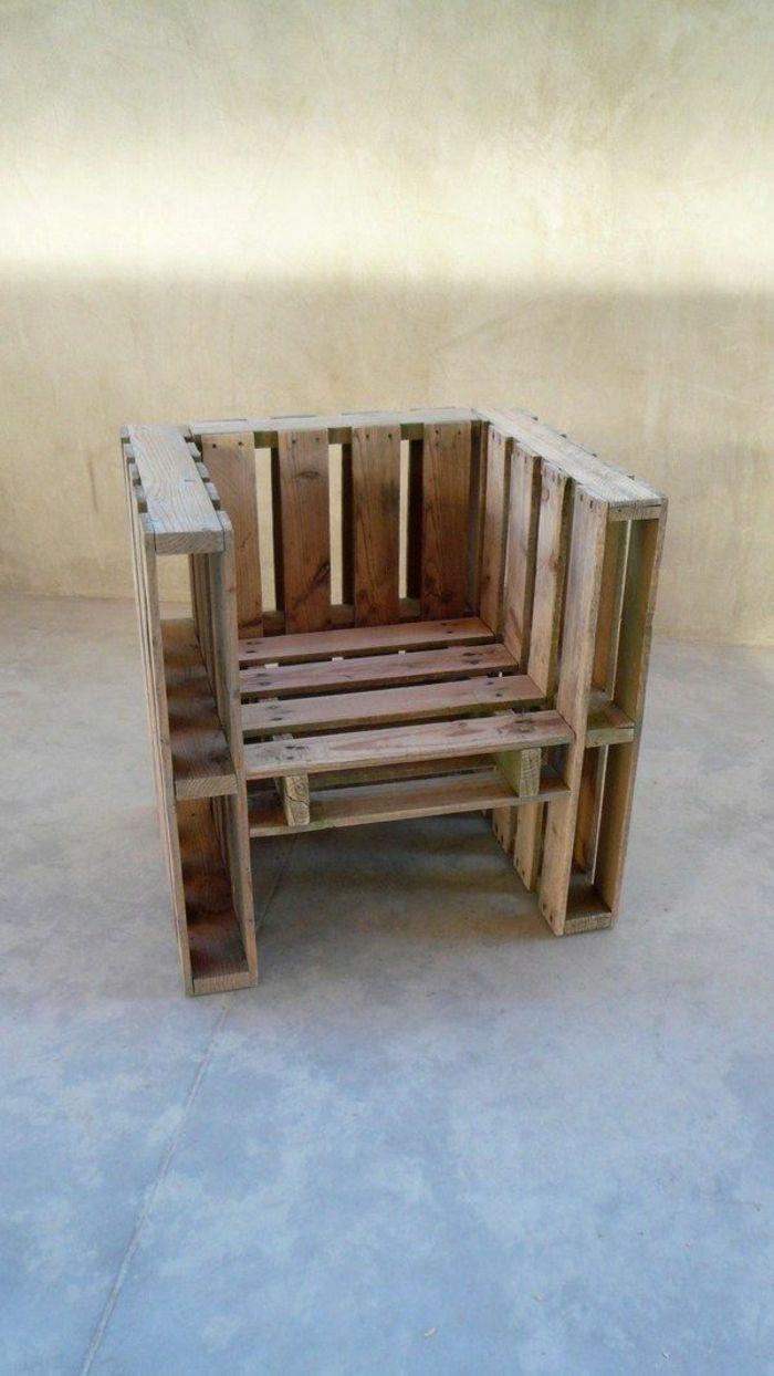 fauteuil palette