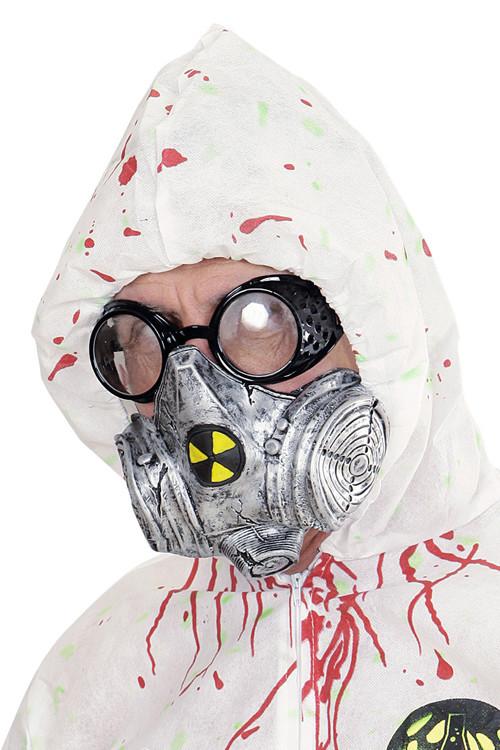 faux masque a gaz