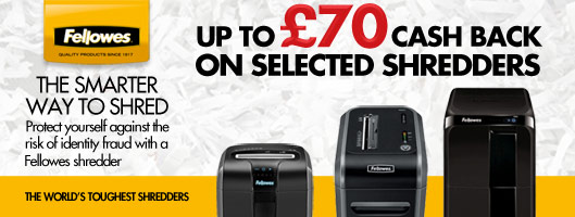 fellowes promotion