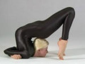 femme elastique