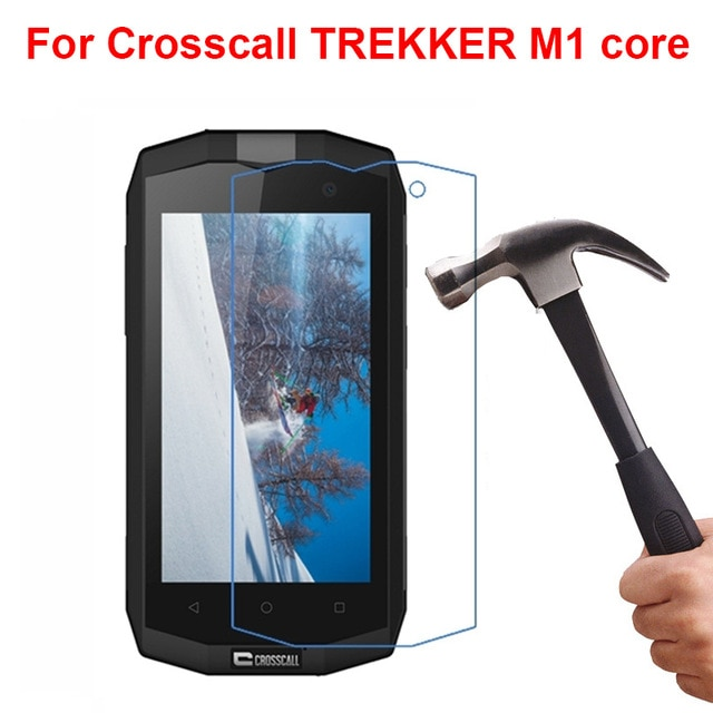 film protection crosscall trekker m1